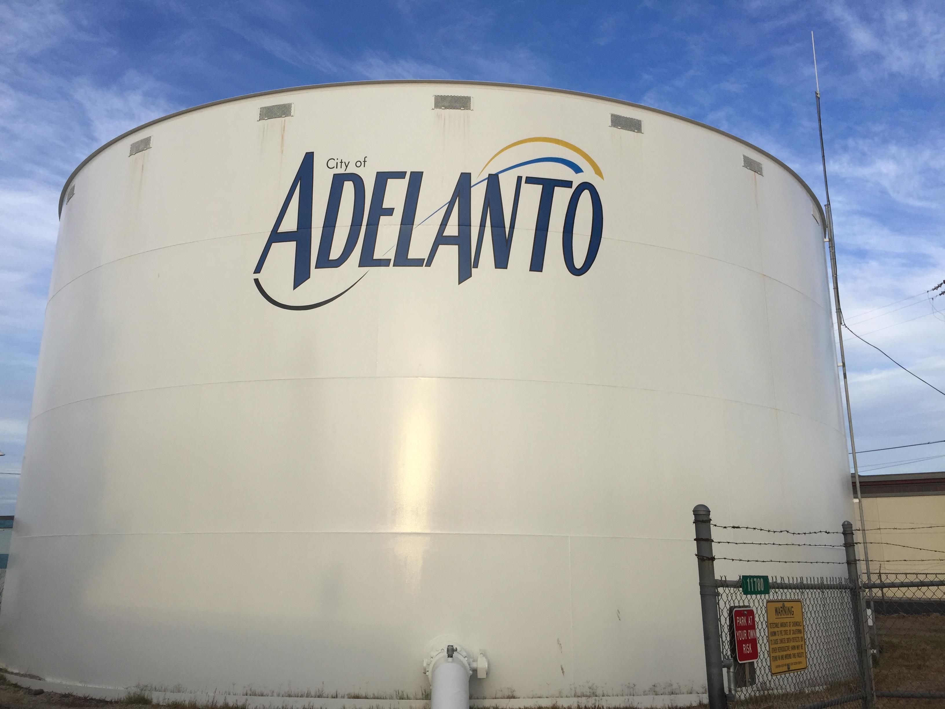 Adelanto Perc Water Corporation-4502