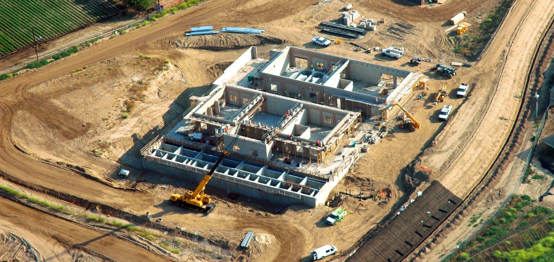 Santa Paula Construction-PERC Water
