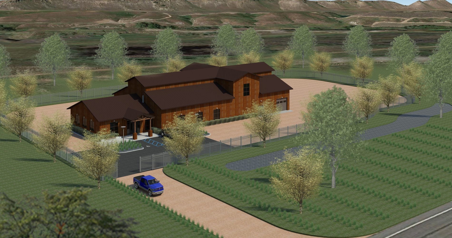 Facility Rendering-PERC Water